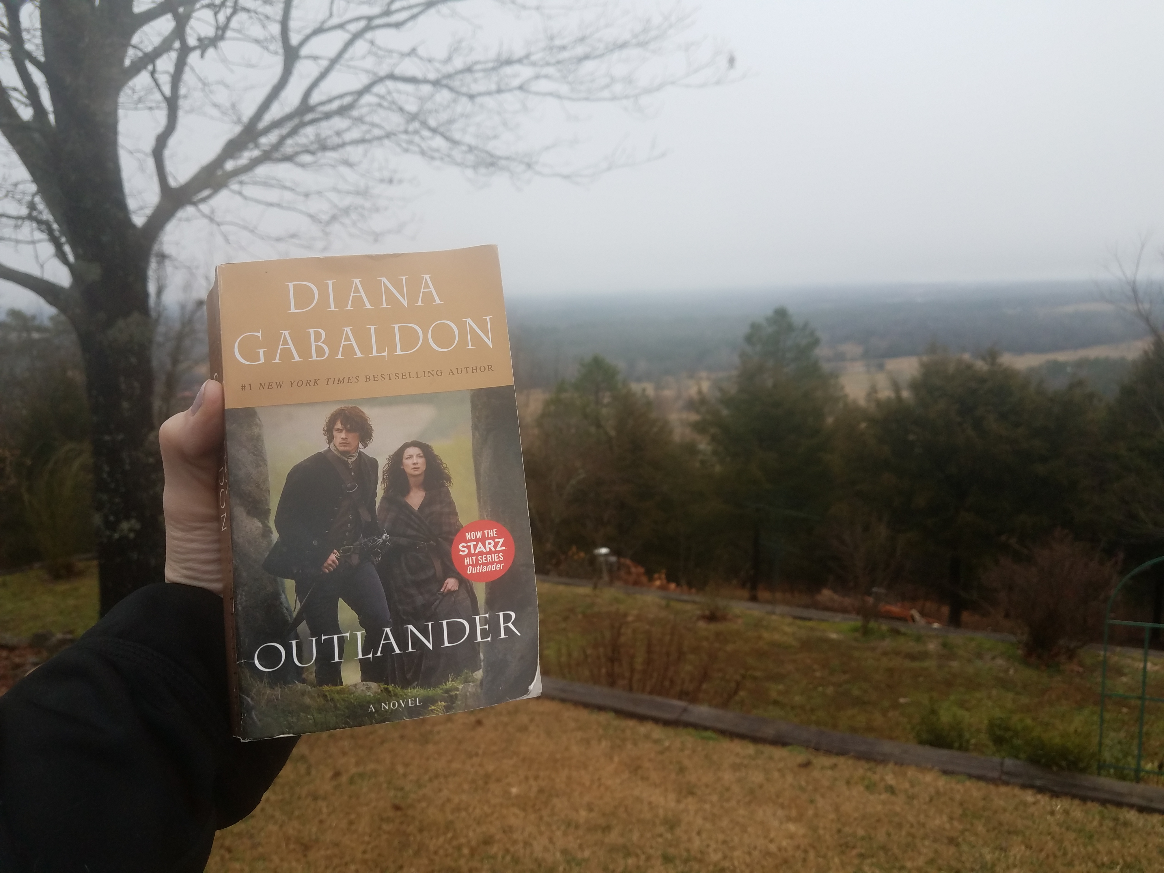 My Discovery of Outlander