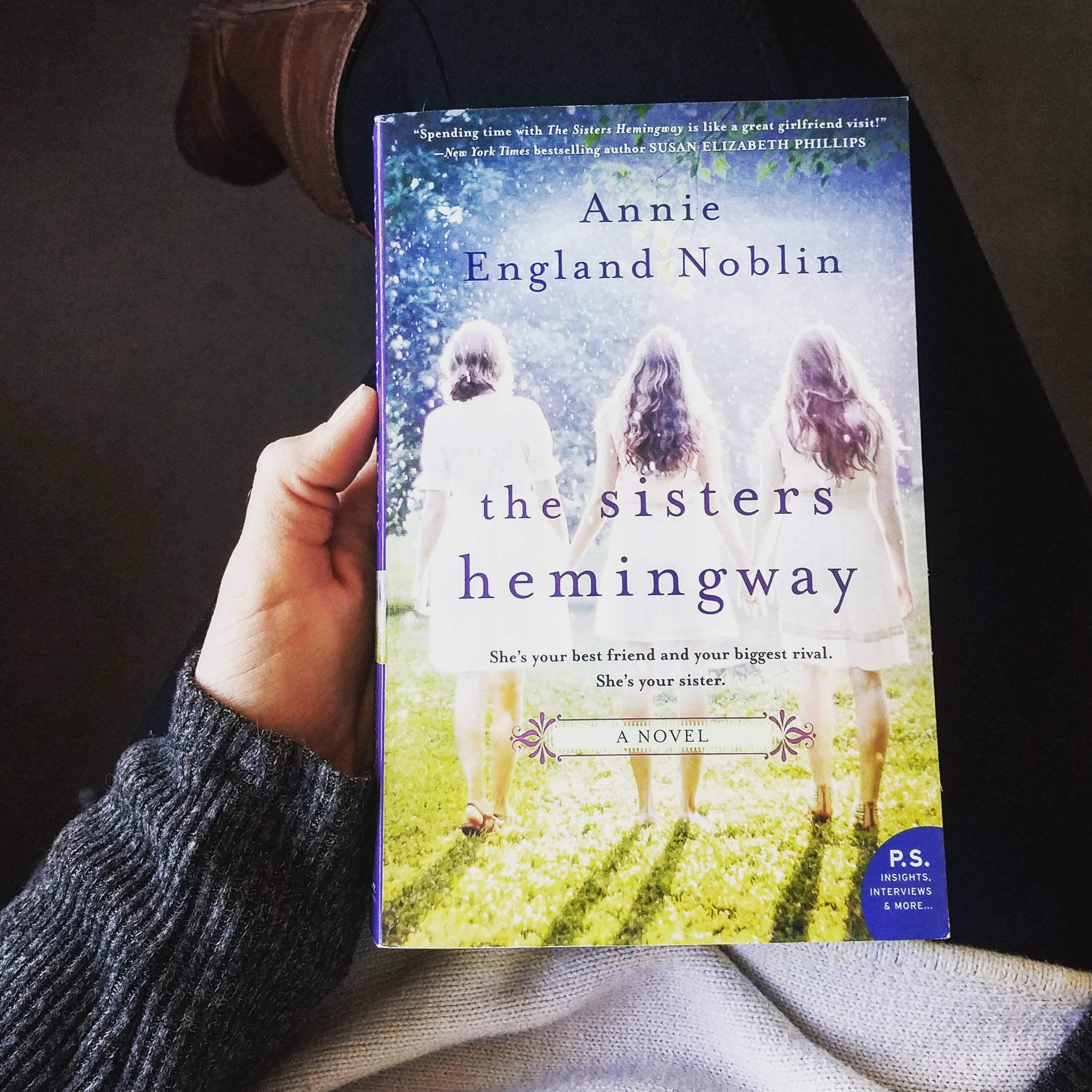 New Release! The Sisters Hemingway