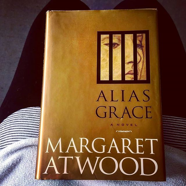 BOOK v. TV: Alias Grace